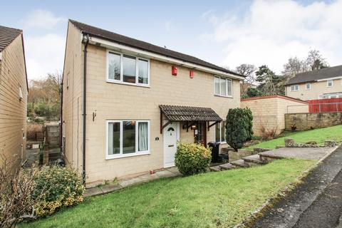 2 bedroom semi-detached house for sale - The Brow, Bath BA2