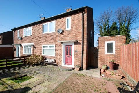 2 bedroom semi-detached house for sale - Brockley Ave, South Shields