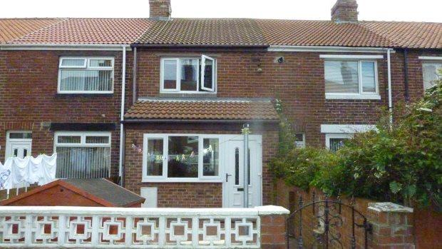 2 Bedrooms Terraced House for sale in CEDAR CRESCENT, MURTON, SEAHAM DISTRICT