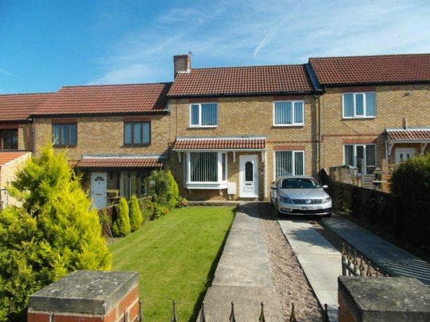 2 Bedrooms Terraced House for sale in THE AVENUE, SEAHAM, SEAHAM DISTRICT