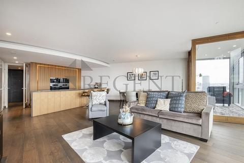 2 bedroom apartment to rent - St George Wharf, Vauxhall SW8