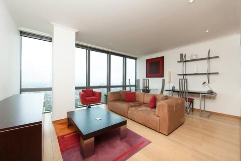 1 bedroom apartment to rent - No. 1 West India Quay, Canary Wharf, London E14