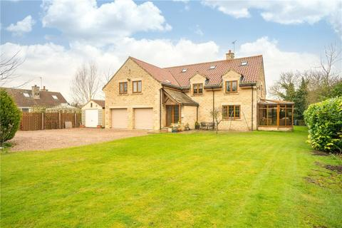 5 bedroom detached house for sale - Common Road, Barkston Ash, Tadcaster, North Yorkshire