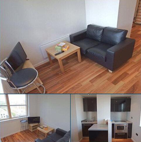 Studio to rent - West Point Leeds LS1