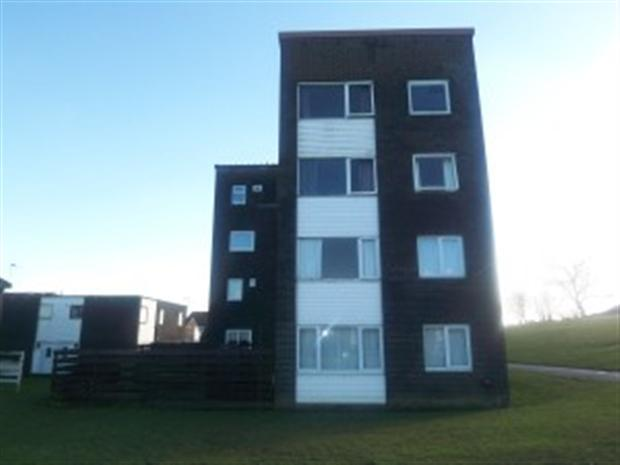 2 Bedrooms Flat for sale in WADHAM CLOSE, PETERLEE, PETERLEE