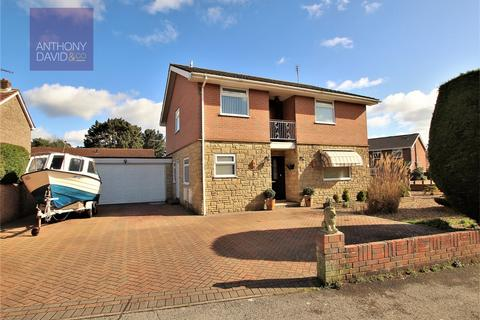 4 bedroom detached house for sale - Holywell Close, West Canford Heath, POOLE, Dorset