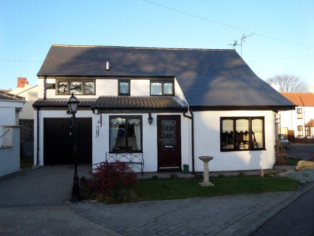 3 Bedrooms Detached House for sale in EAST GRANGE COURT, EASINGTON VILLAGE, PETERLEE AREA VILLAGES