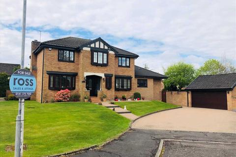 4 bedroom detached house for sale - Viewfield Drive, Bishopbriggs, Glasgow