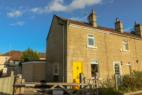 2 bedroom end of terrace house for sale - Albert Terrace, Bath