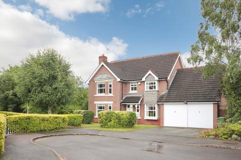 4 bedroom detached house for sale - Wilford Grove, Solihull