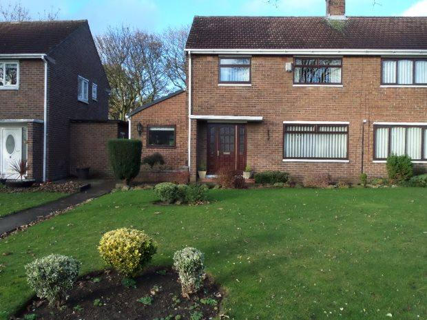 3 Bedrooms Semi Detached House for sale in ROBSON AVENUE, PETERLEE, PETERLEE