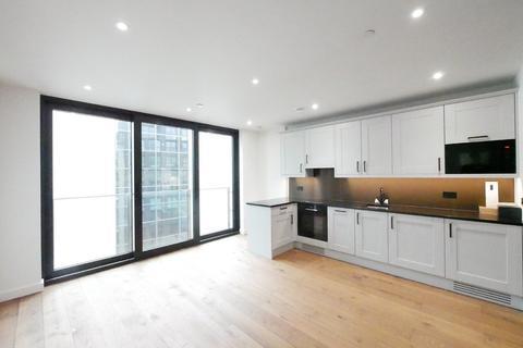 Studio to rent - Emery Wharf, London Dock, E1W
