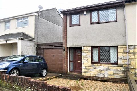 2 bedroom semi-detached house for sale - Heol Brynhyfryd, Woodland Park, Llantwit Fardre, CF38 2RH