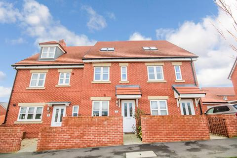 3 bedroom terraced house for sale - Adlam Way, Salisbury
