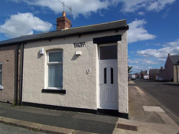 2 Bedrooms Terraced Bungalow for sale in WILFRED STREET, PALLION, SUNDERLAND SOUTH