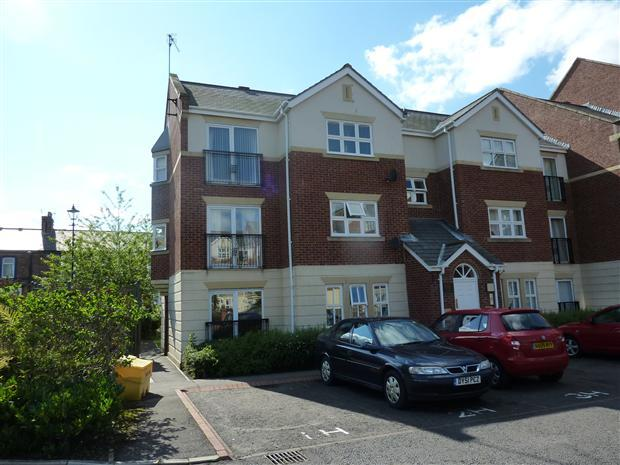 2 Bedrooms Flat for sale in HELENA HOUSE, ROYAL COURTS, SUNDERLAND SOUTH