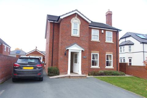 4 bedroom detached house to rent - 9 Ernley Drive, Montgomery, Powys, SY15