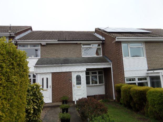 2 Bedrooms Town House for sale in STOCKLEY AVENUE, WEAR VIEW, SUNDERLAND NORTH