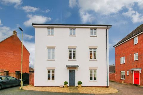 4 bedroom detached house for sale - Alsa Brook Meadow, Tiverton