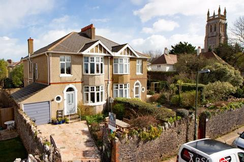 4 bedroom semi-detached house for sale - Trumlands Road, Torquay