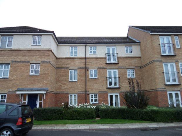 2 Bedrooms Flat for sale in NAIRN CLOSE, THE BROADWAY, SUNDERLAND SOUTH