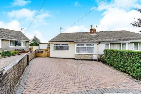 2 bedroom semi-detached bungalow for sale - Hadrians Close, Hengoed