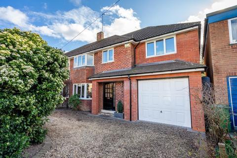 4 bedroom semi-detached house for sale - St. Helens Road, York