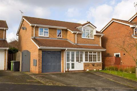 4 bedroom detached house for sale - Ryefield Way, Whitchurch, SY13