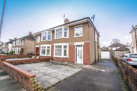 3 bedroom semi-detached house for sale - King George V Drive West, Heath, Cardiff