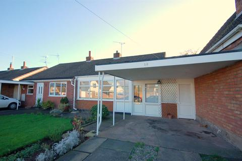 2 bedroom semi-detached bungalow for sale - Milton Drive, Wistaston, Crewe