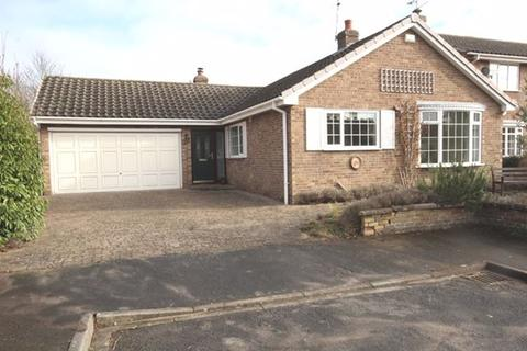 2 bedroom bungalow to rent - Dower Chase, Escrick