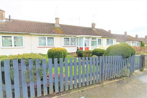 1 bedroom terraced bungalow for sale - Homestone Gardens, Thurnby, Leicester LE5