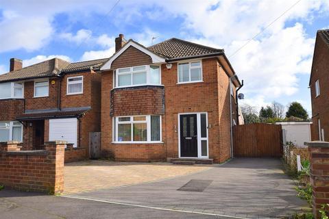 3 bedroom detached house for sale - Hobart Close, Mickleover, Derby
