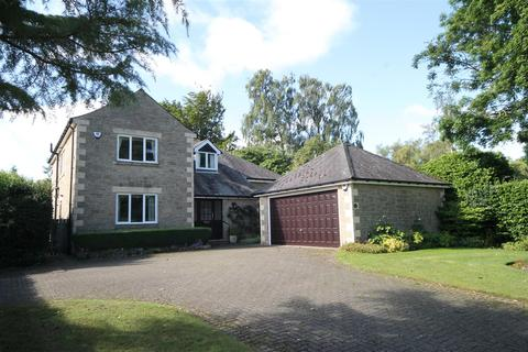 5 bedroom detached house for sale - Errington Close, Darras Hall, Newcastle Upon Tyne, Northumberland