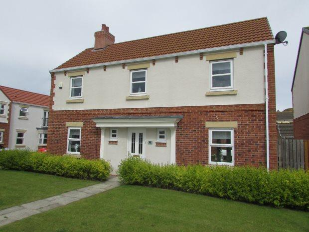 4 Bedrooms Detached House for sale in LAVENDER CRESCENT, SPENNYMOOR, SPENNYMOOR DISTRICT