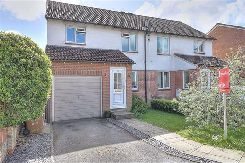 3 bedroom semi-detached house for sale - Salcombe Close, Valley Park, Chandlers Ford, Hampshire