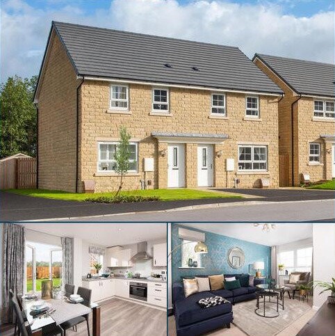 3 bedroom semi-detached house for sale - Plot 54, Maidstone at Weavers Chase, Golcar, Grange Road, Golcar, HUDDERSFIELD HD7
