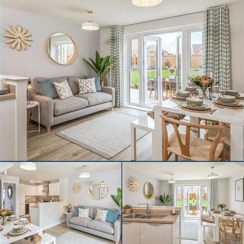 4 bedroom semi-detached house for sale - Plot 32, Kingsville at Canalside @ Wichelstowe, Mill Lane, Swindon, SWINDON SN1