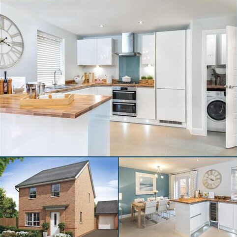 4 bedroom detached house for sale - Plot 92, Chester at Chapel Fields, Glebe Road, Loughor, SWANSEA SA4