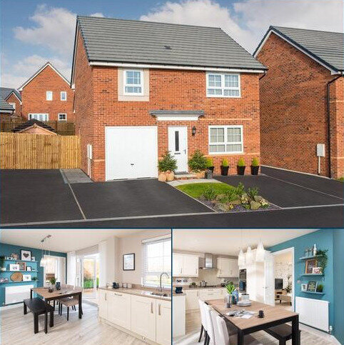 4 bedroom detached house for sale - Plot 99, Windermere at St Oswald's View, Methley, Station Road, Methley, LEEDS LS26