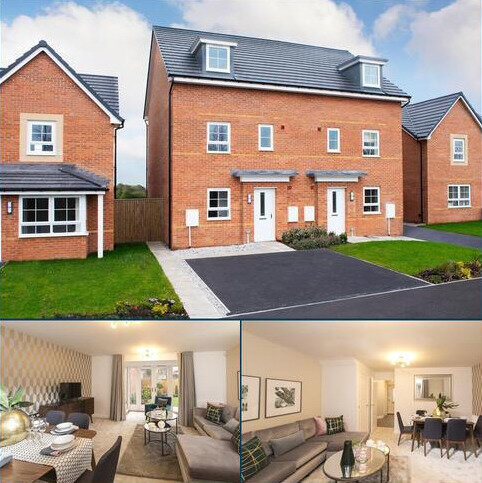 4 bedroom terraced house for sale - Plot 165, Woodcote at Notton Wood View, Royston, Lee Lane, Royston, BARNSLEY S71