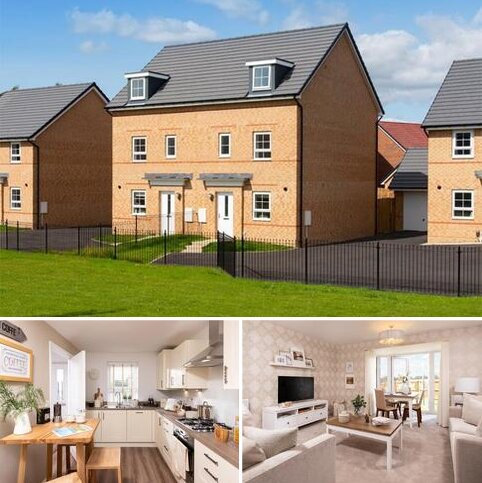 4 bedroom end of terrace house for sale - Plot 133, Woodcote at Notton Wood View, Royston, Lee Lane, Royston, BARNSLEY S71