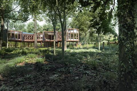 Plot for sale - Woodlands Lodge (building plot), Ewen, Cirencester, Glos, GL7 6BY