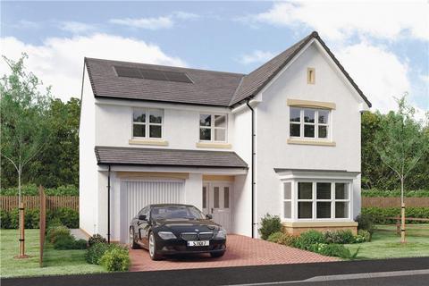 Miller Homes - Highbrae at Lang Loan - Plot 123, Dunbar at Barratt @ Heritage Grange, Frogston Road East, Edinburgh, EDINBURGH EH17