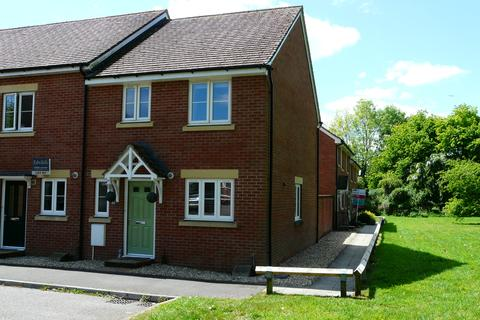 3 bedroom end of terrace house to rent - Massey Road, Tiverton EX16