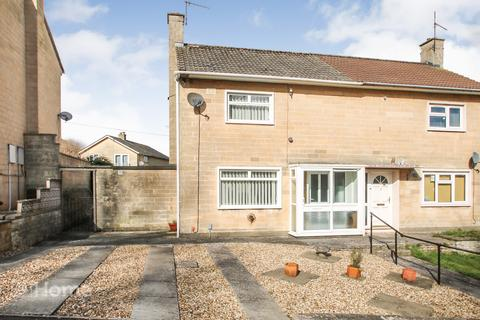2 bedroom semi-detached house - Moorfields Road, Bath BA2
