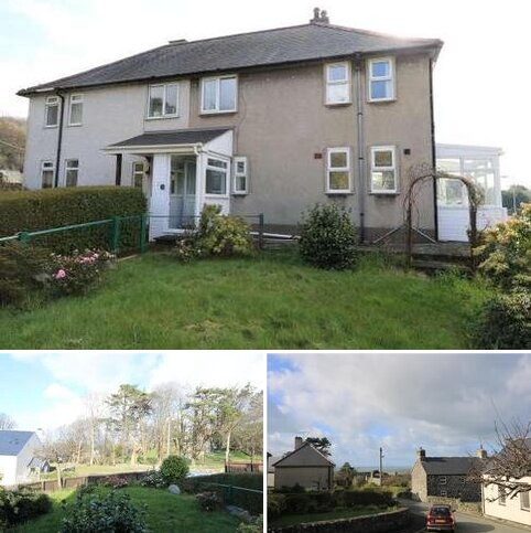 3 bedroom semi-detached house for sale - Godre'r Gaer, Llwyngwril, Gwyned LL37