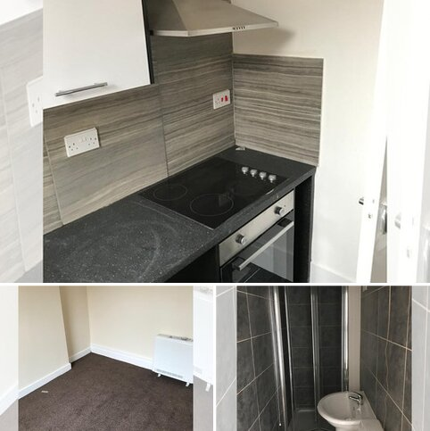 Studio to rent - 140 REDBANK ROAD, BLACKPOOL FY2