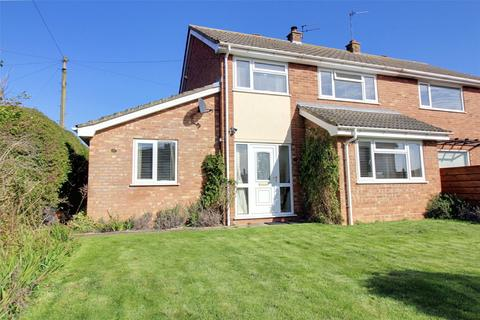 3 bedroom semi-detached house for sale - William Cowper Close, Dereham, Norfolk, NR19