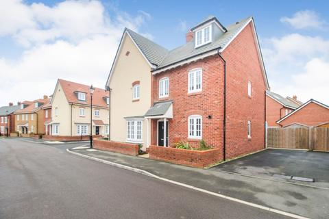 3 bedroom semi-detached house for sale - Danegeld Avenue, Great Denham, Bedford